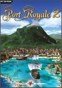 Game Box for Port Royale 2 (PC)