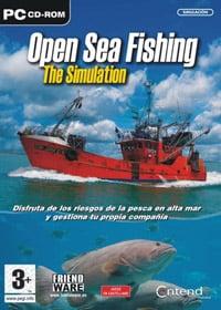 Open Sea Fishing: The Simulation (PC cover