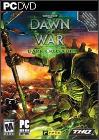 Game Box for Warhammer 40,000: Dawn of War – Dark Crusade (PC)