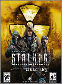 S.T.A.L.K.E.R.: Clear Sky (PC cover