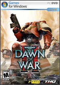 Game Box for Warhammer 40,000: Dawn of War II (PC)