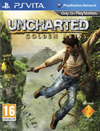 Game Box for Uncharted: Golden Abyss (PSV)