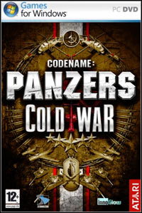 Game Box for Codename: Panzers - Cold War (PC)
