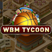 Game Box for World Basketball Manager Tycoon (PC)