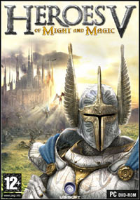 Game Box for Heroes of Might and Magic V (PC)