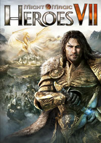 Game Box for Might & Magic: Heroes VII (PC)