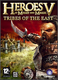 Heroes of Might and Magic V: Tribes of the East (PC cover