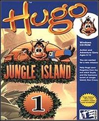 Game Box for Hugo: Jungle Island (PC)