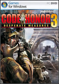 Game Box for Code of Honor 3: Desperate Measures (PC)