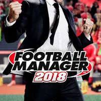 Game Box for Football Manager 2018 (PC)