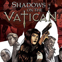 Game Box for Shadows On The Vatican (PC)