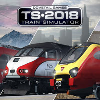 Game Box for Train Simulator 2018 (PC)