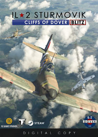 Game Box for IL-2 Sturmovik: Cliffs of Dover Blitz Edition (PC)