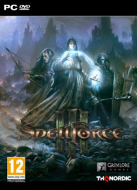 Game Box for SpellForce 3 (PC)