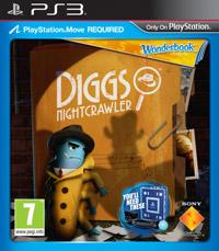 Wonderbook: Diggs Nightcrawler (PS3 cover