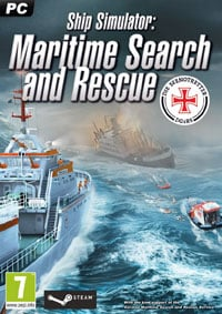 Game Box for Ship Simulator: Maritime Search and Rescue (PC)