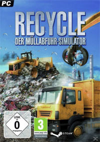 Game Box for RECYCLE: Garbage Truck Simulator (PC)