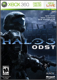 Game Box for Halo 3: ODST (X360)