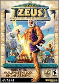 Game Box for Zeus: Master of Olympus (PC)