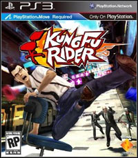 Game Box for Kung Fu Rider (PS3)