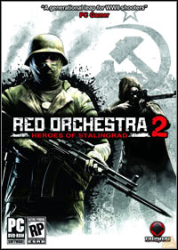 Game Box for Red Orchestra 2: Heroes of Stalingrad (PC)