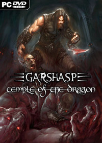 Game Box for Garshasp: Temple of the Dragon (PC)