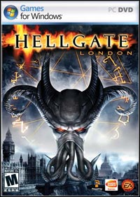 Game Box for Hellgate: London (PC)