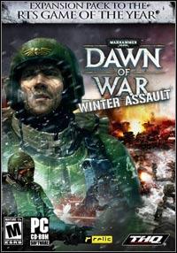 Game Box for Warhammer 40,000: Dawn of War - Winter Assault (PC)