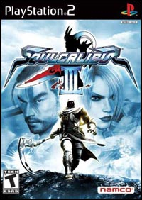 Game Box for Soulcalibur III (PS2)