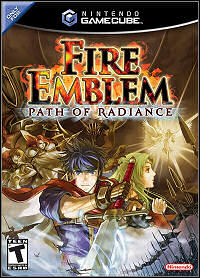 Game Box for Fire Emblem: Path of Radiance (GCN)