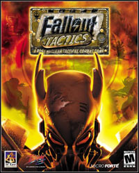 Game Box for Fallout Tactics: Brotherhood of Steel (PC)