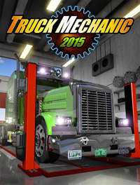 Game Box for Truck Mechanic 2015 (PC)