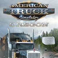Game Box for American Truck Simulator: Oregon (PC)