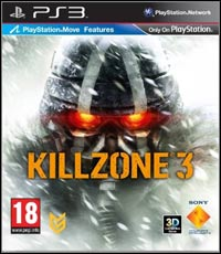 Game Box for Killzone 3 (PS3)
