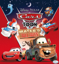 Game Box for Cars Toon: Mater's Tall Tales (PC)