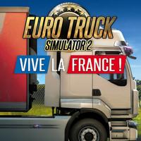 Game Box for Euro Truck Simulator 2: Vive la France! (PC)