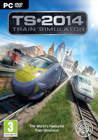 Game Box for Train Simulator 2014 (PC)