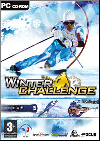 Game Box for Winter Challenge (PC)