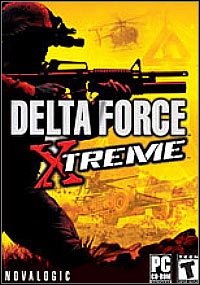 Game Box for Delta Force: Xtreme (PC)
