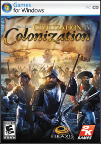 Sid Meier's Civilization IV: Colonization cover