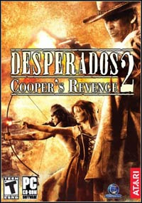 Game Box for Desperados 2: Cooper's Revenge (PC)