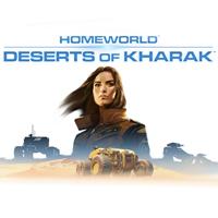 Game Box for Homeworld: Deserts of Kharak (PC)