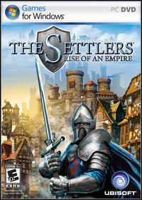 Game Box for The Settlers: Rise of an Empire (PC)