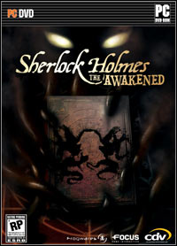 Sherlock Holmes: The Awakened (PC cover