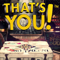 Game Box for That's You! (PS4)