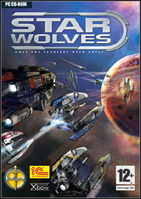 Game Box for Star Wolves (PC)