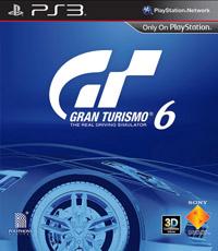Game Box for Gran Turismo 6 (PS3)
