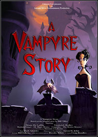 Game Box for A Vampyre Story (PC)