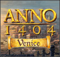 Game Box for Anno 1404: Venice (PC)