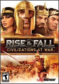 Game Box for Rise & Fall: Civilizations at War (PC)